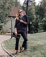 Брючный женский костюм с пиджаком 20KO800, фото 1