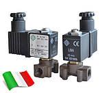 Электромагнитный клапан для воды 21JP1RRV23 (ODE, Italy), G1/8, фото 2
