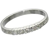 Серебряное охранное кольцо / 1021к