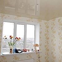 Гипсокартонные откосы на трехстворчатое окно