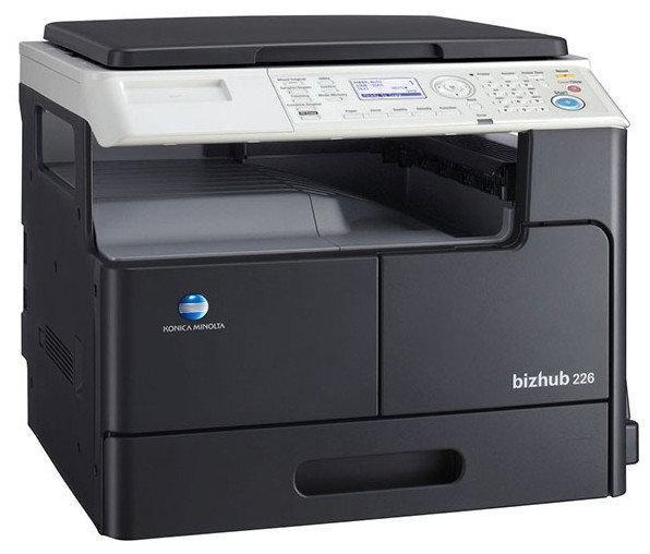 Многофункциональное устройство KONICA MINOLTA bizhub 226