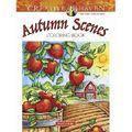Creative Haven Autumn Scenes Coloring Book / Тереза Гудридж: Сцены осени