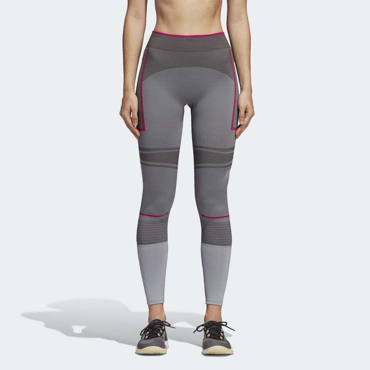 9f715030c4109 Женские леггинсы Adidas By Stella McCartney Training Seamless (Артикул:  DM7604)