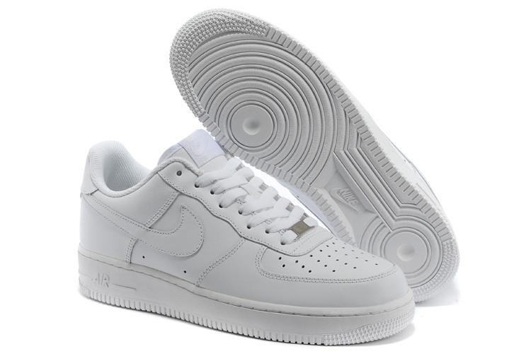 Мужские кроссовки Nike Air Force Low White низкие (реплика) 46 (реплика) 57db809b533