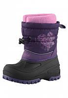 Зимние сапоги - сноубутсы  для девочки Lassie 769121-5950. Размеры 24-33., фото 1