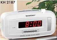 Радио-часы SilverCrest (Германия)