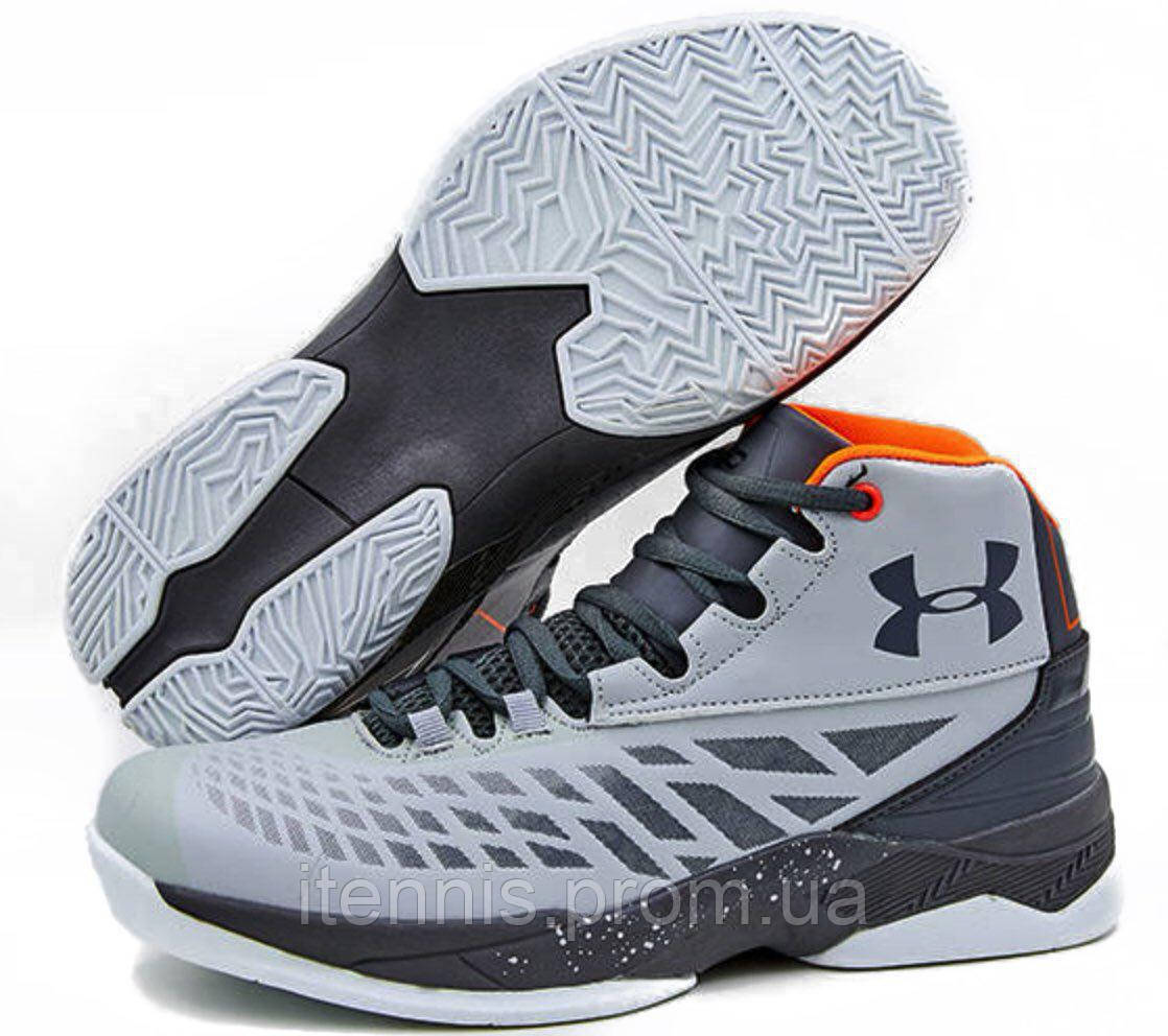 Баскетбольная обувь Under Armour (41-45) F1708-4 NEW!