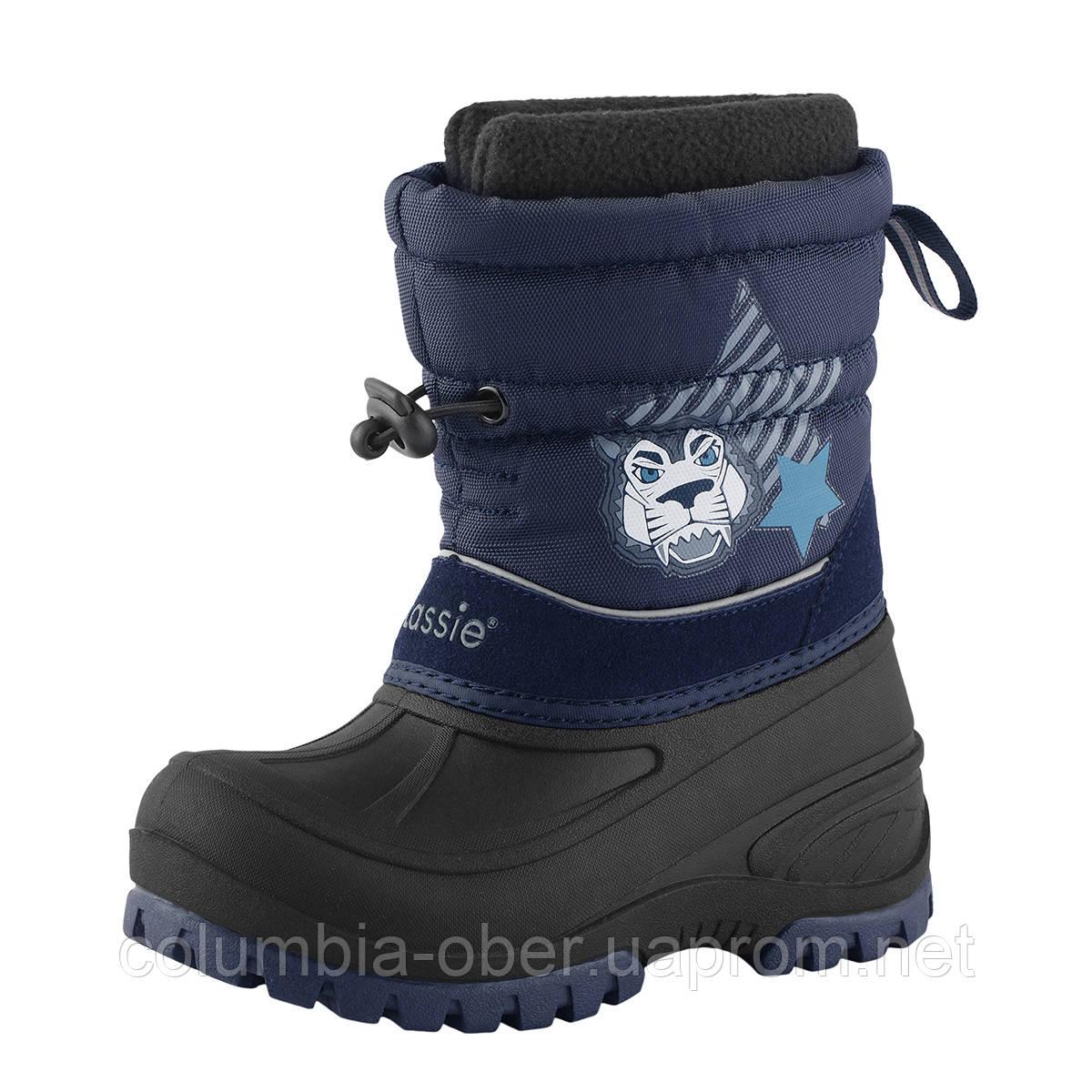 be35d138c Зимние сапоги - сноубутсы для мальчика Lassie 769121-6950. Размеры 24 и 26.