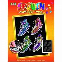 Творчество Sequin Art Набор для творчества  ORANGE Street Feet