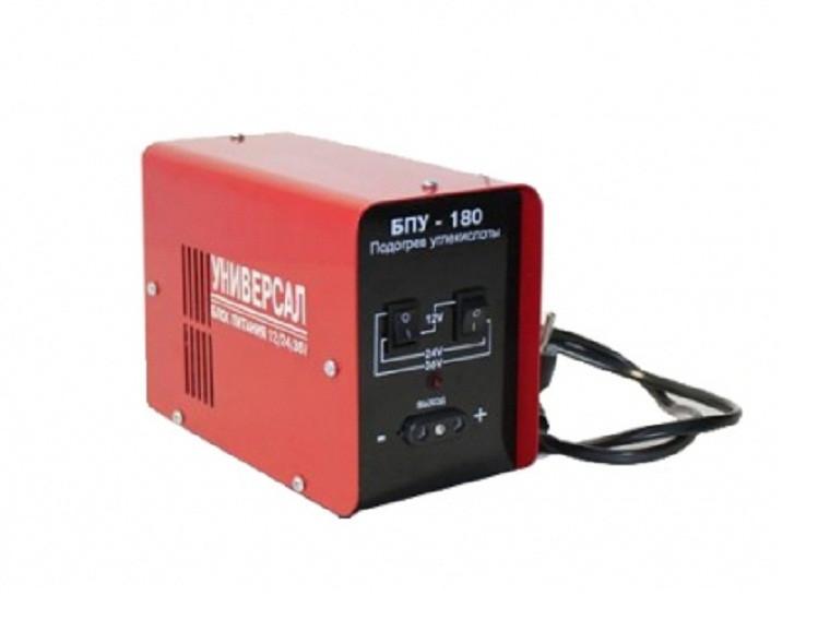 Блок питания для подогрева углекислоты БПУ-150  36В