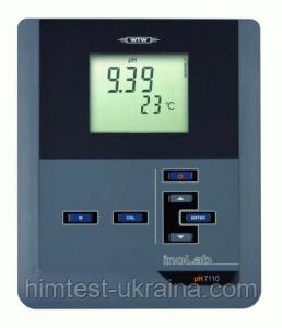 PH-метр лабораторный inoLab pH 7110 WTW