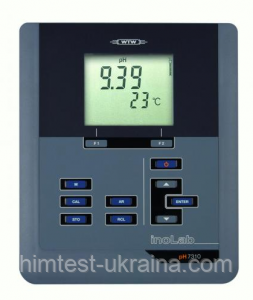 PH-метр лабораторный inoLab pH 7310 WTW