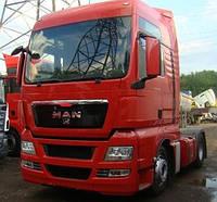 Лобовое стекло MAN TGX 18.440 высокий, кабина XXL, триплекс