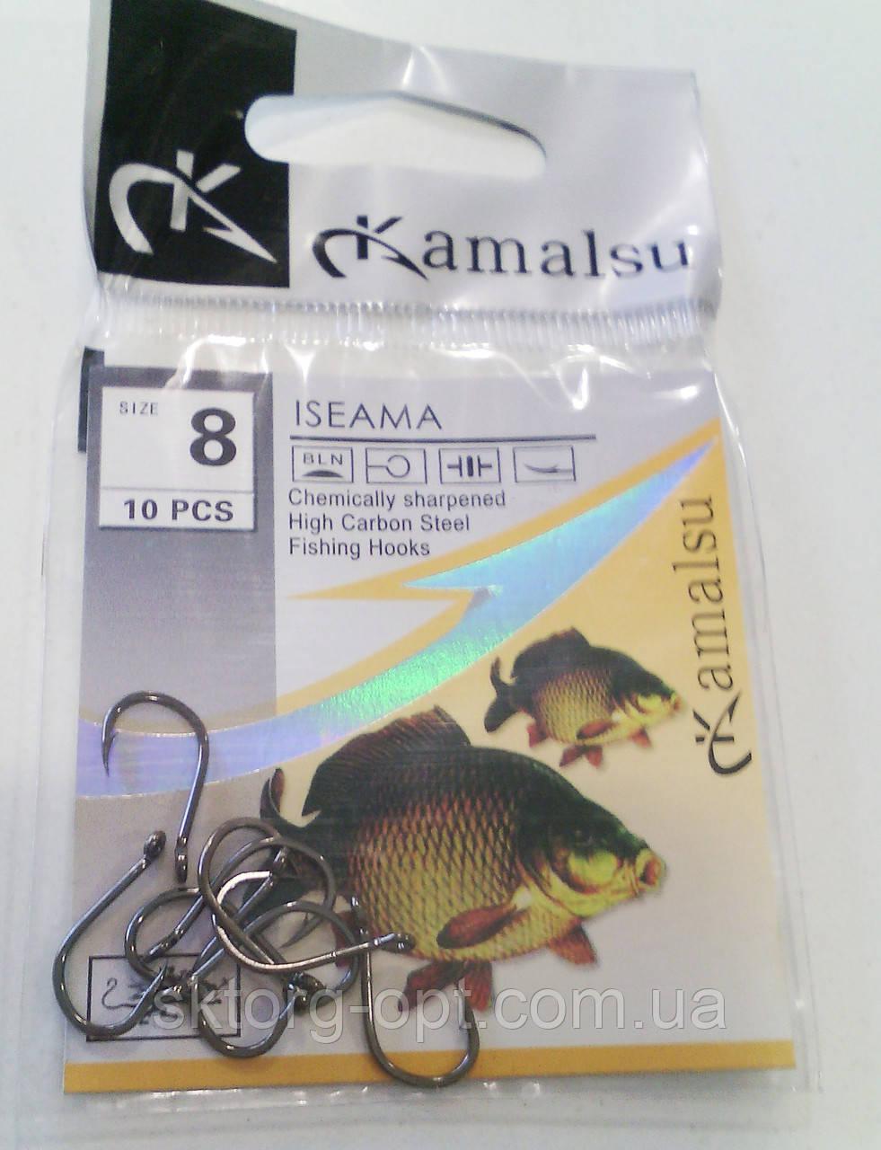 Крючок Kamalsu №8