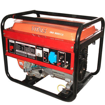 Газовый (Бензиновый) генератор VITALS MASTER EST 2.0bg, фото 2
