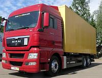 Лобовое стекло MAN TGX 26.440 низкий, кабина XLX, триплекс