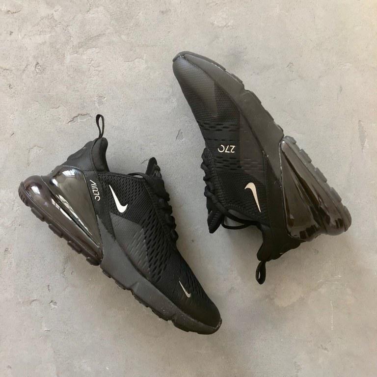 0b1b6ccb Кроссовки Nike Air Max 270 Flyknit