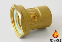 Запорно шаровой клапан TIEMME для насоса 1' 1/2x1'