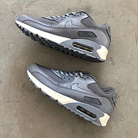 "Кроссовки Nike Air Max 90 ""Werwoolf Grey"" Арт. 2541"