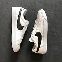 "Кроссовки Nike Blazer Low Leather ""White/Black"" Арт. 2282"