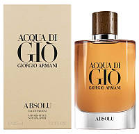 Giorgio Armani Acqa Di Gio Absolu парфюмированная вода 125 ml. (Джорджио Армани Аква Ди Джио Абсолю)