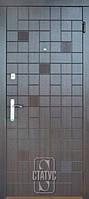 Входная дверь Статус Стандарт Венге южное VINORIT/Венге темный FS-213 (860) L