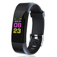 UWatch Умные часы Smart ID115 Plus Black, фото 1