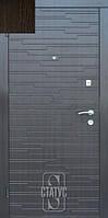 Входная дверь Статус Стандарт Венге южное VINORIT/Венге темный FS-217 (860) R