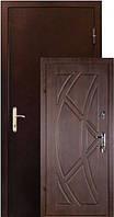 Бронированная дверь Zimen  Z-07 Золотой Дуб  (860) R 2 контура