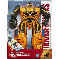 Transformers Age of Extinction 1-Step Bumblebee. Трансформеры 4, Бамблби., фото 1