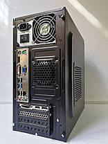 Frime Tower / Intel Core i3-4130 (2(4) ядра по 3.4GHz) / 12 GB DDR3 / 500 GB HDD / nVidia GeForce GTX 960 2GB GDDR5 128bit (HDMI, DVI, DP) / new БП, фото 2