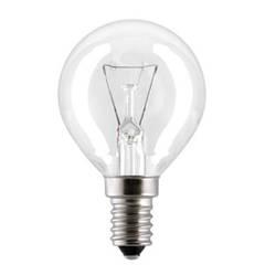 Лампа накаливания General Electric 40 Вт (Е14) прозрачная