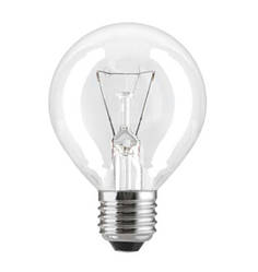 Лампа накаливания General Electric 60 Вт (E27) прозрачная