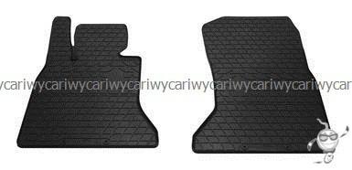 Коврики резиновые в салон BMW 5 (F10/F11) 10- 2шт.Stingray