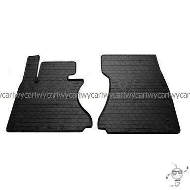 Коврики резиновые в салон BMW 7 (E65/E66) long 02- 2шт.Stingray