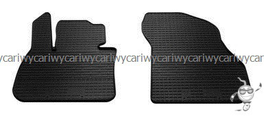 Коврики резиновые в салон BMW X1 (F48) 15-  2шт.Stingray