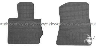 Коврики резиновые в салон BMW X3 (F25) 10-/BMW X4 (F26) 14- 2шт.Stingray