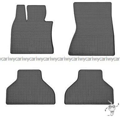 Коврики резиновые в салон BMW X5 (E70) 07-/X6 (E71) 08-  4шт. Stingray