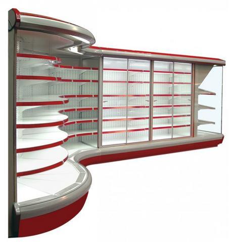 горки холодильные купить