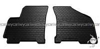 Коврики резиновые в салон Chevrolet Lacetti 04-/Daewoo Gentra 13- (design 2016) 2шт. Stingray