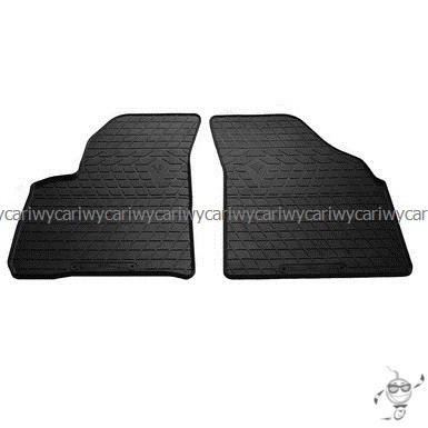 Коврики резиновые в салон Chevrolet Tacuma 00- (design 2016) 2шт. Stingray