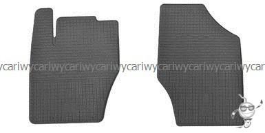 Коврики резиновые в салон Citroen C4 11-/Citroen DS4 11-/Peugeot 308 08- 2шт. Stingray