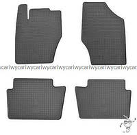 Коврики резиновые в салон Citroen C4 11-/Citroen DS4 11-/Peugeot 308 08- 4шт. Stingray