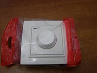 Светорегулятор 800 W (реостат) EL-Bi Zena Белый