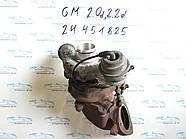 Турбина опель Вектра С 2.0, opel Vectra C 2.0DTI 24461825