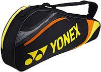 Сумка-чехол Yonex BAG 7323 Black (3 ракетки)