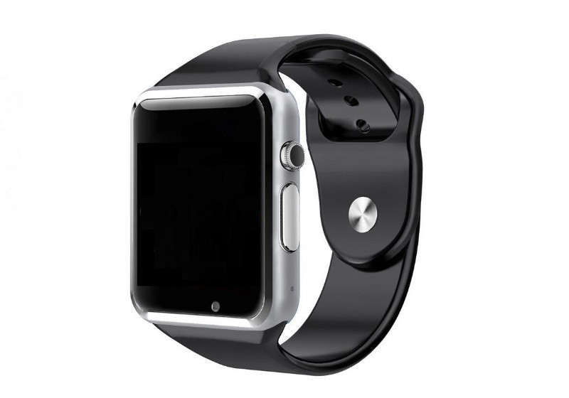 Умные часы Smart Watch UWatch A1 Silver (hub_GfDf79213_my)
