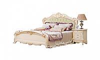 Кровать 1,6 Катрин экокожа