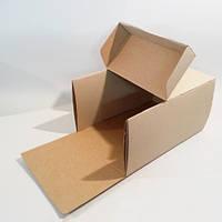 Короб (контейнер) архивный стандартный (ГОСТ) гофрокартон, фото 1