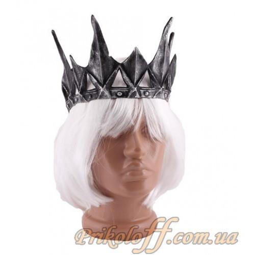 Корона на хеллоуин  Властелин Тьмы силикон